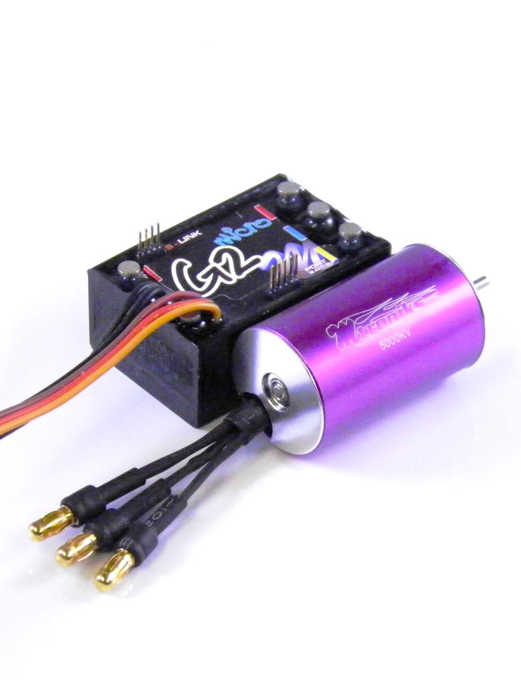 8000kv 370 sensorless brushless 1 16 1 18 rc car speed for Sensorless brushless motor controller
